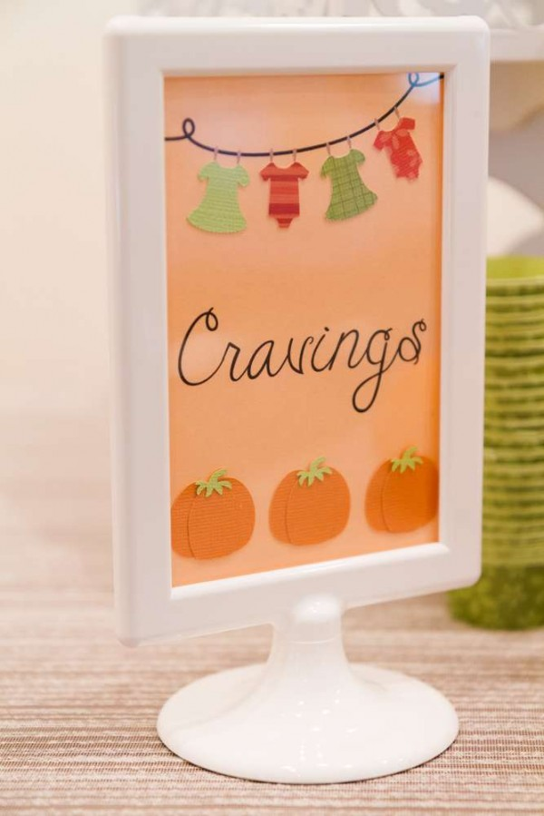 Festive-Little-Pumpkin-Baby-Shower-Framed-Clipart