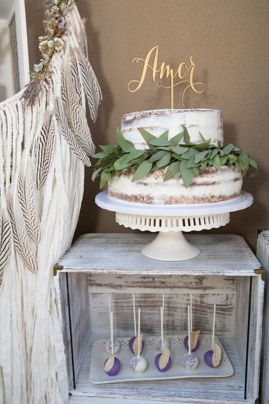 French-Country-Bridal-Shower-Cake