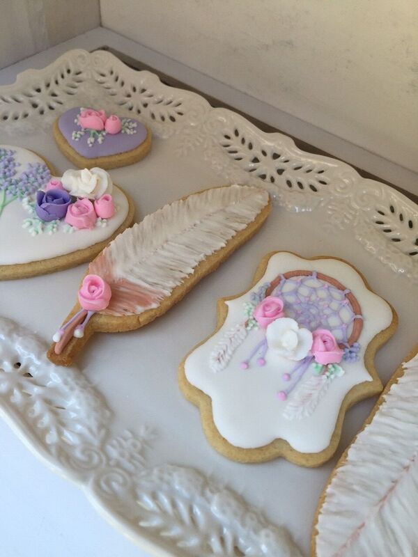 French-Country-Bridal-Shower-Cookies