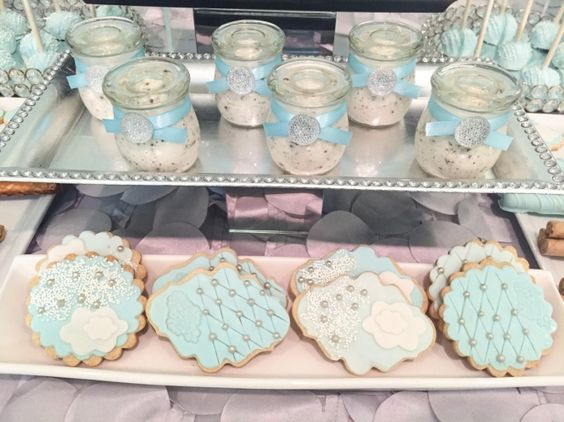 Shimmering-Heaven-Sent-Baby-Shower-Cookies