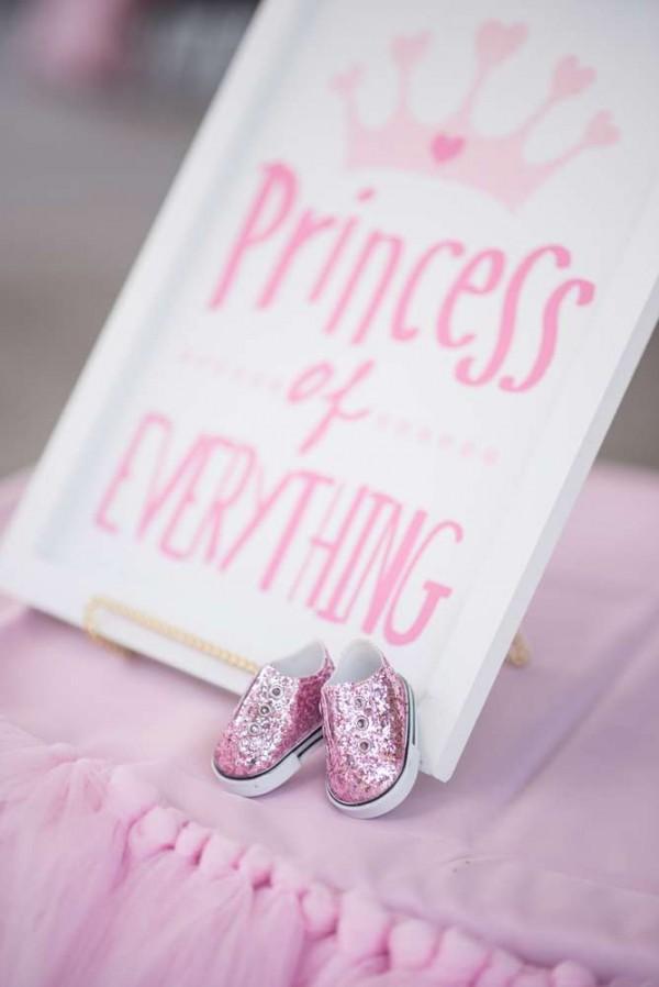 Shimmering-Pink-And-Gold-Baby-Shower-Framed-Art