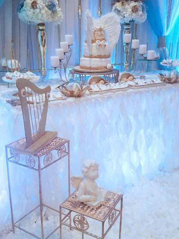 Baby Boy Angel Shower Baby Shower Ideas 4U
