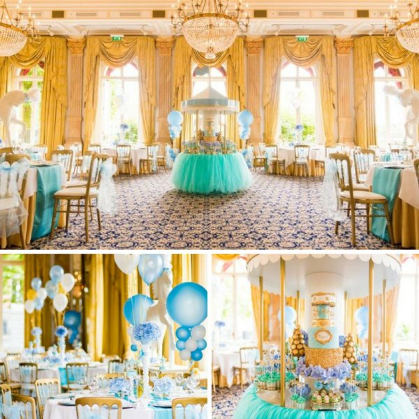 blue-and-gold-carousel-baby-shower