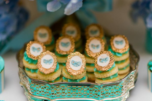 Golden Carousel Babyshower-Cookies
