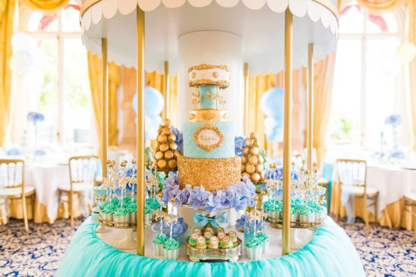Golden Carousel Babyshower-Treats