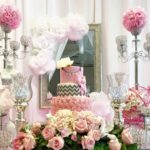 Sparkles And Roses Baby Shower