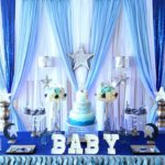 Starry Night Baby Shower