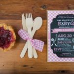 Charming Backyard Baby Q Shower