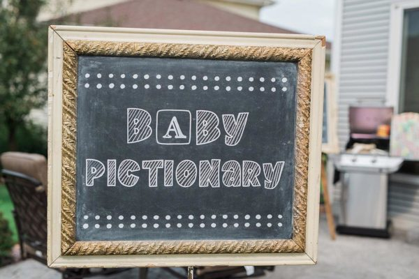 baby pictionary