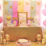 Glamorous Unicorn Baby Shower