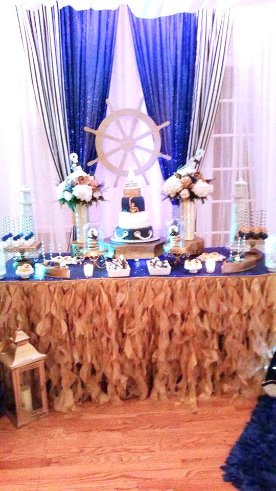 glitzy-glamorous-baby-shower-dessert-table