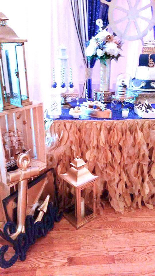 glitzy-glamorous-baby-shower-snack-table