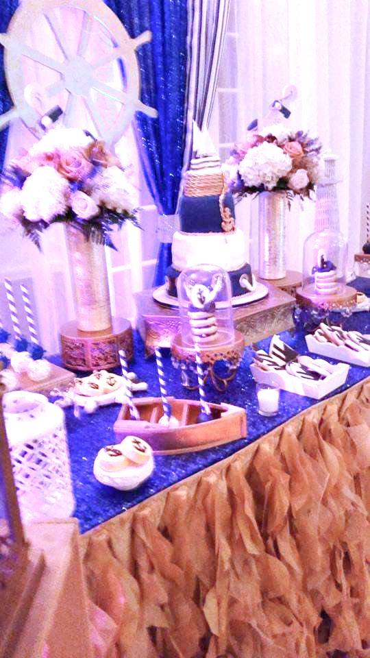 glitzy-glamorous-baby-shower-snacking-table