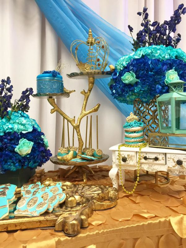royal-moroccan-prince-baby-shower-dresser