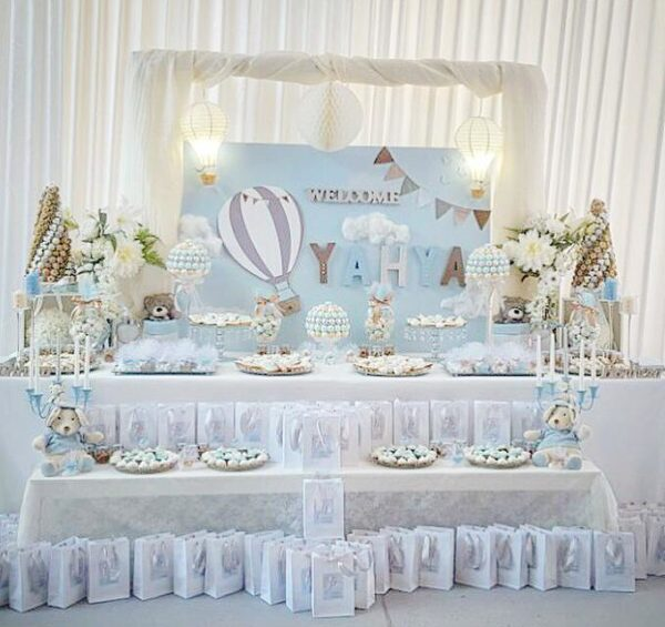 air-balloon-themed-party-dessert-table