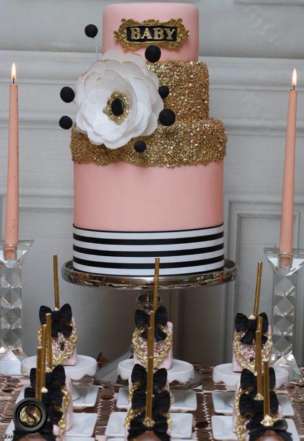 glamourous-baby-love-shower-layered-cake