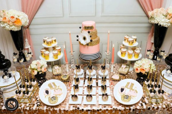 glamourous-baby-love-shower-treat-table