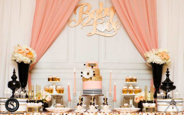 glamourous-baby-love-shower-treats-table