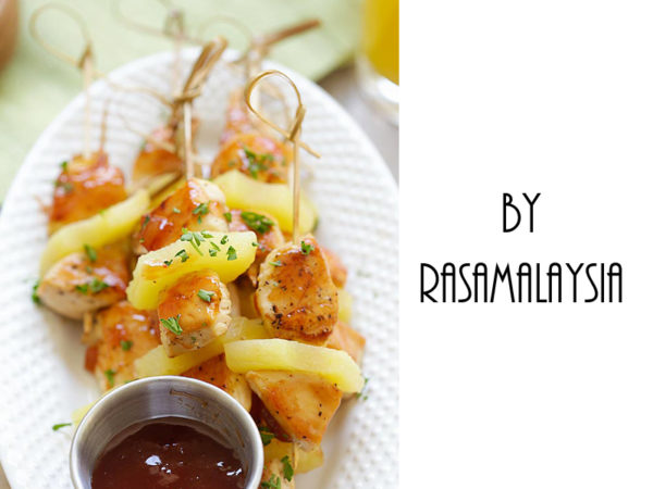 hawaii-chicken-skewers-baby-shower-food-ideas-fingerfood