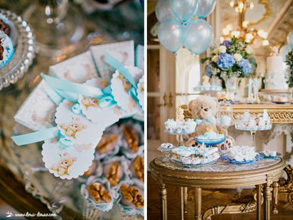golden-royal-prince-baby-shower-treats