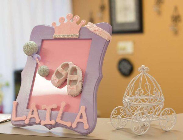 pink-tutu-princess-shower-photo-frame