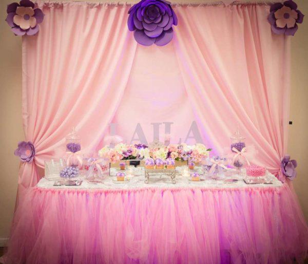 pink-tutu-princess-shower-treat-table