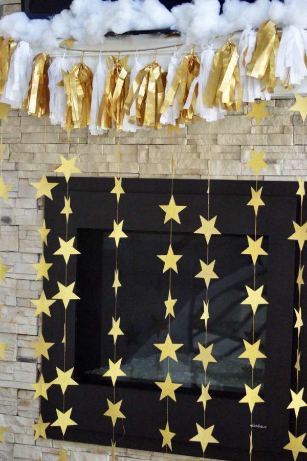 shimmering-twinkle-twinkle-baby-shower-fireplace-stars
