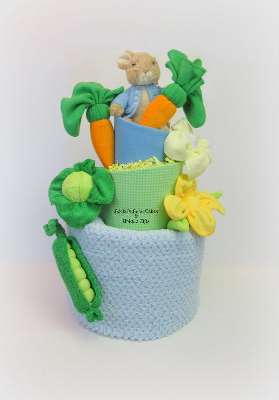 peter-rabbit-baby-shower-peter-rabbit-diaper-cake