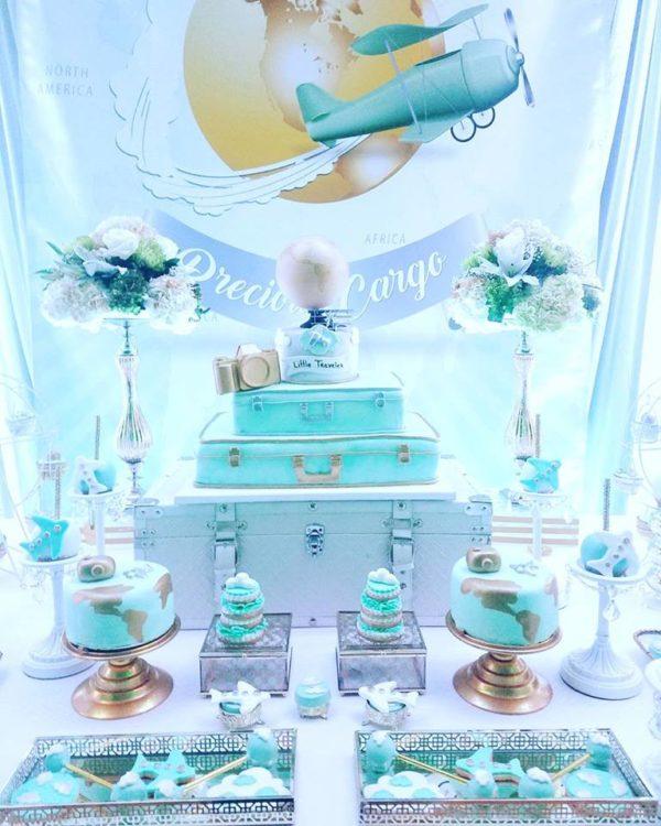 traveling-baby-shower-dessert-table