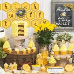 Bumblebee Gender Reveal Baby Shower