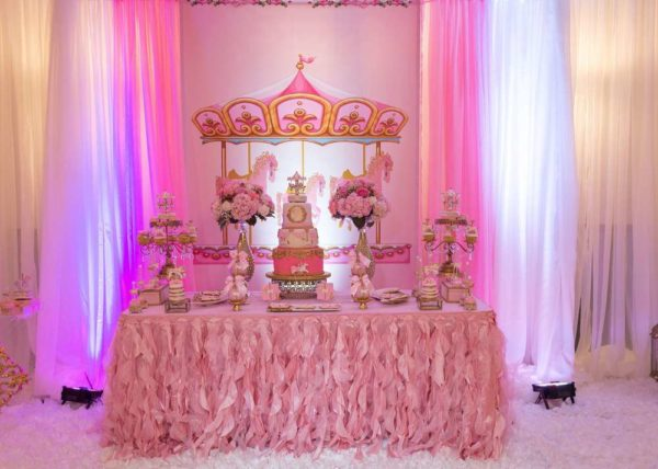 carousel-in-pink-baby-shower-treat-buffet