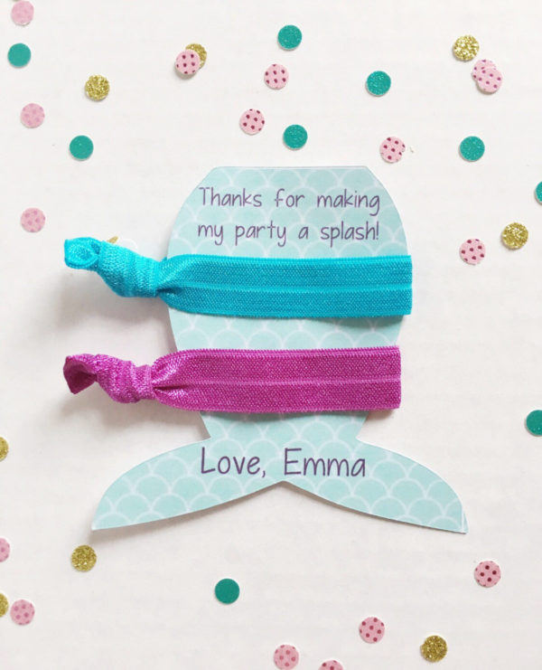 mermaid-party-favors-band