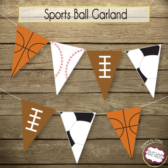 sports-ball-garland-coordinates-with-sports-baby-shower-theme