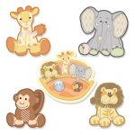 Noah's Ark Baby Shower Decorations and Party Favors