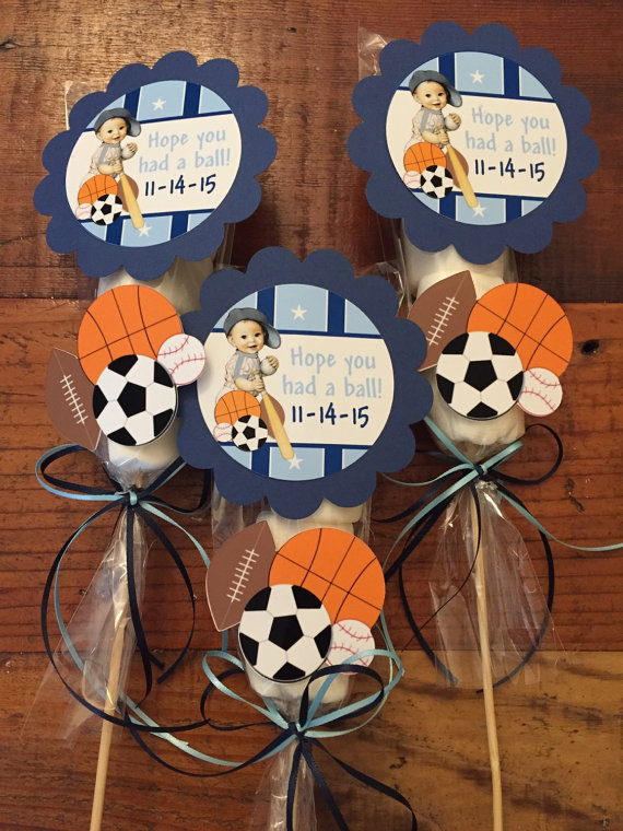 sports-themed-baby-shower-marshmellow-party-favors