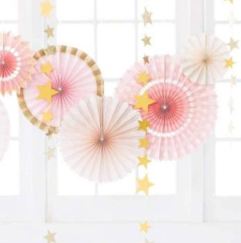 princess-glitter-star-mini-banner