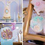 Elegant Marie Antoinette Baby Shower