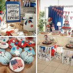 Patriotic 2017 Graduation Party
