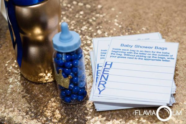royal-blue-and-gold-prince-shower-games