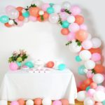 DIY How to Make a Balloon Arch Decoration