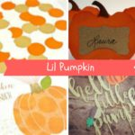 Lil Pumpkin Baby Shower Inspiration Board