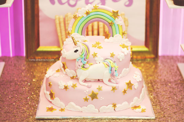 sparkle-unicorn-baby-shower-cake