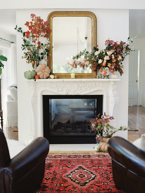 fall-in-california-baby-shower-fireplace