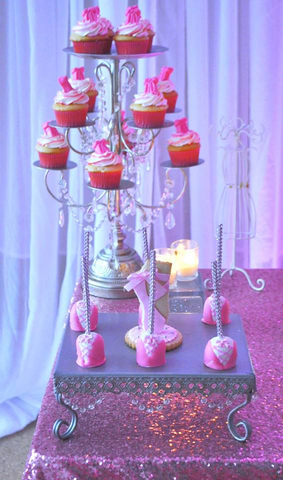 pretty-pink-ballerina-baby-shower-cupcake-tower