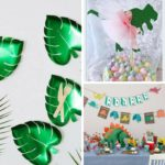 Roar! Dino-mite Baby Shower Inspiration Board