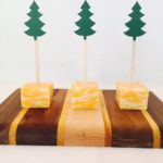 Camping Themed Baby Shower Decorations and Party Favors