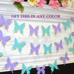 Butterfly Baby Shower Decorations and Party Favors