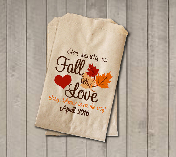 fall party bags