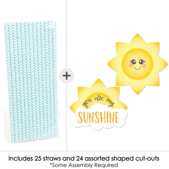 sunshine straws