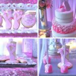 Beautiful Ballerina Baby Shower